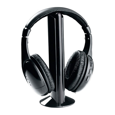 DEALSTORE - MH2001 - Cascos Bluetooth black