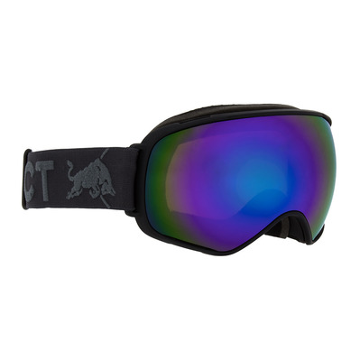 RED BULL SPECT - Red Bull ALLEY OOP 012 - Masque ski black/green snow