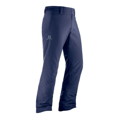 SALOMON - STRIKE - Pantalon ski Homme night sky