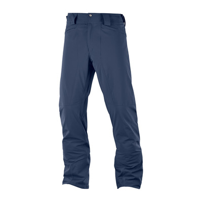 SALOMON - ICEMANIA - Pantalon ski Homme night sky