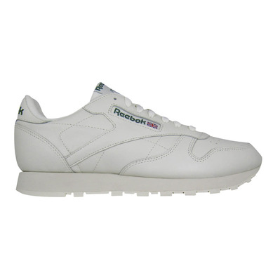 REEBOK - CLASSIC LEATHER - Sneaker - Männer - chalk/paper white/green