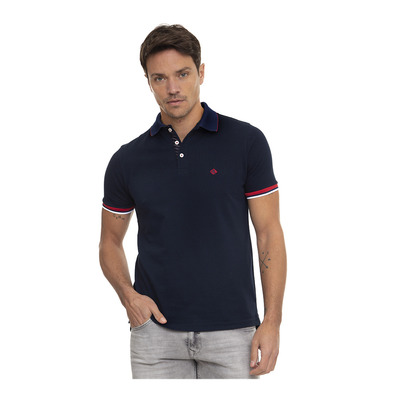 SIR RAYMOND TAILOR - FRANCO - Polo Homme indigo