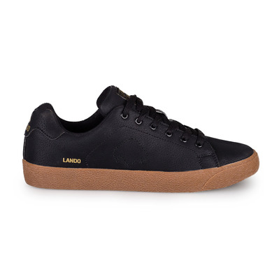 LANDO - STREET ONE - Zapatillas black/beige
