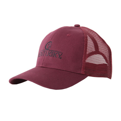 KENTUCKY - TRUCKER - Casquette bordeaux