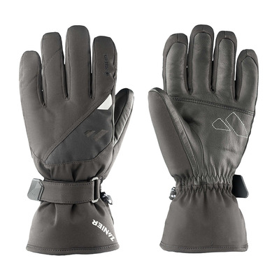 ZANIER - PERFORMANCE GTX - Gants ski black