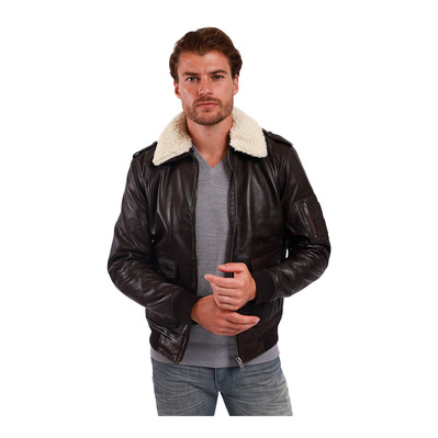 LEE COOPER - BILL - Chaqueta hombre brown