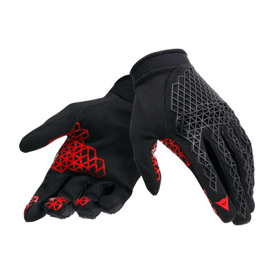 DAINESE - TACTIC EXT - Gants black/black