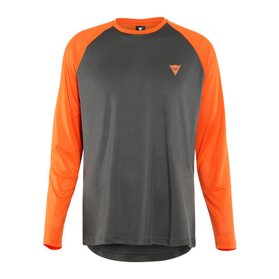 DAINESE - HG TSINGY - Maillot Homme dark gray/orange