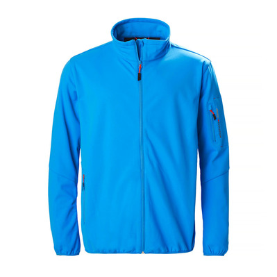 MUSTO - CREW SOFTSHELL JKT Homme BRILLIANT BLUE