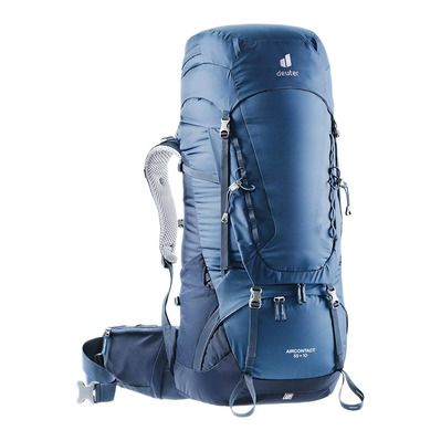 DEUTER - AIRCONTACT 55+10L - Sac à dos midnight/navy