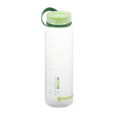 HYDRAPAK - RECON 1L - Bouteille clear/evergreen/li