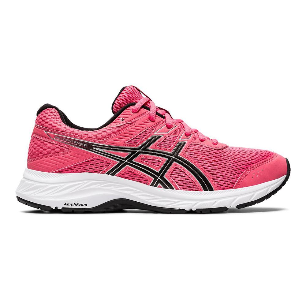 ASICS Asics GEL-CONTEND 6 - Chaussures running Femme pink cameo ...