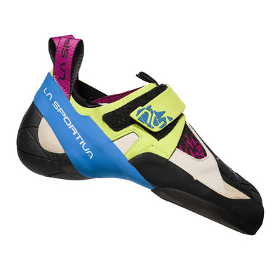 LA SPORTIVA - Skwama Woman Femme Apple Green/Cobalt Blue