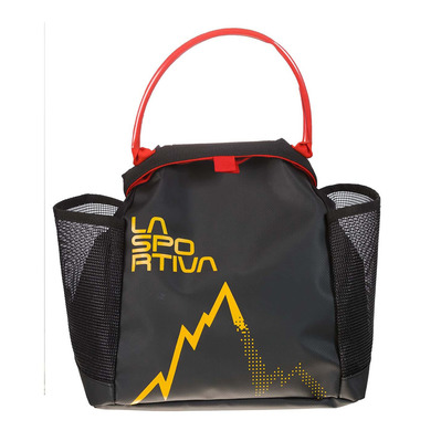 LA SPORTIVA - Training Chalk Bag Unisexe Black/Yellow