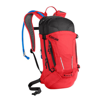 CAMELBAK - MULE 12L - Sac d'hydratation Homme racing red/black