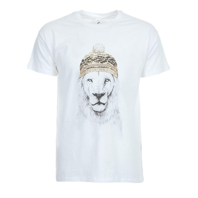 SOLTIB DESIGN - WINTER IS HERE - T-Shirt - Men's - white