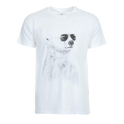 SOLTIB DESIGN - STAY COOL - T-Shirt - Men's - white