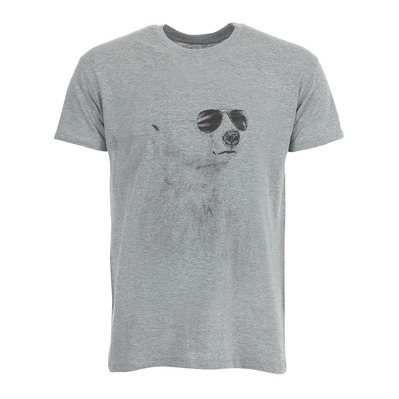 SOLTIB DESIGN - STAY COOL - T-Shirt - Men's - heather grey