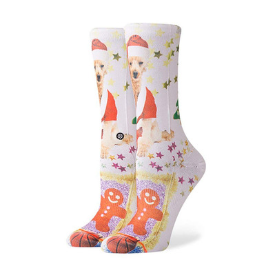 STANCE - MRS PAWS - Socken - Frauen - white