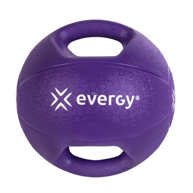 EVERGY - B061607N 10kg - Medicine Ball - purple