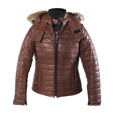 HELSTONS - LIGHT - Blouson - Frauen - camel