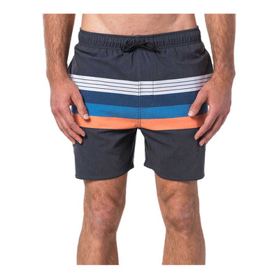 RIPCURL - LAYERED 16'' - Swimming Shorts - Men's - black