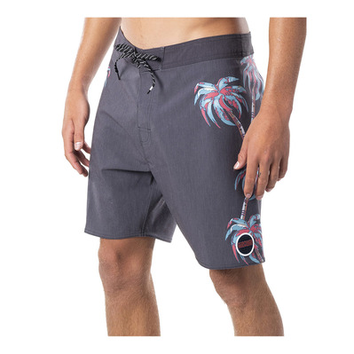 RIPCURL - MIRAGE PALM STRIP - Boardshorts - Men's - black