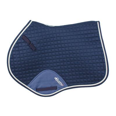 Equestro - SS00207 - GP Saddle Pad - navy blue