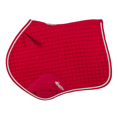 Equestro - SS00207 - GP Saddle Pad - red