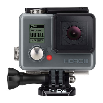 GoPro - HERO+ - Reconditioned Camera - black - Grade A