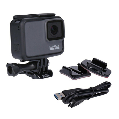 GoPro - HERO7 - Reconditioned Camera - silver - Grade A