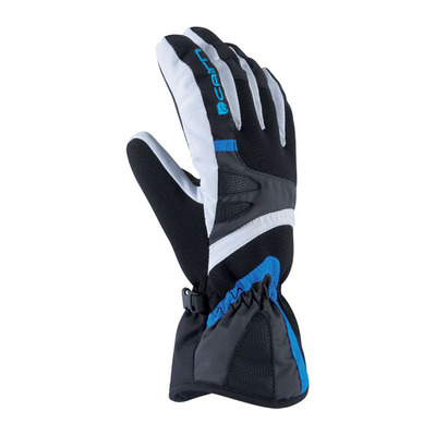 CAIRN - VOLT - Ski Gloves - Junior - black/turquoise