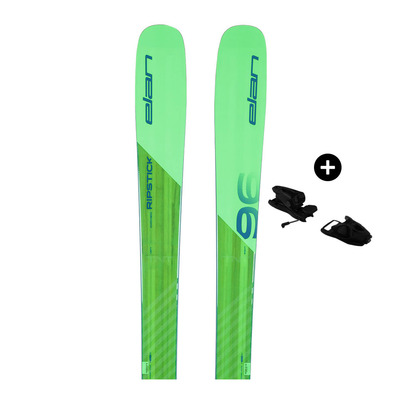 ELAN - Pack Elan RIPSTICK 96 17/18 - Freeride Skis - Men's