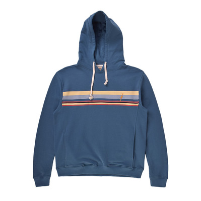 LIGHTNING BOLT - DANA POINT - Sweatshirt - Männer - majolica blue