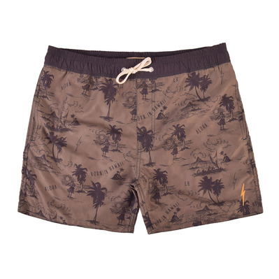 LIGHTNING BOLT - TRAVELER - Boardshorts - Männer - unique