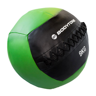 BODYTONE - WB9 9 KG - Wall Ball - green