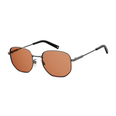 POLAROID - PLD 2081/S/X - Polarised Sunglasses - ruthenium/brown