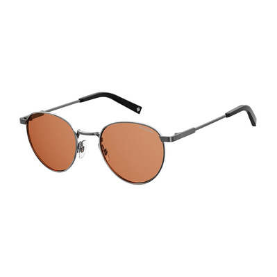 POLAROID - PLD 2082/S/X - Polarised Sunglasses - ruthenium/brown