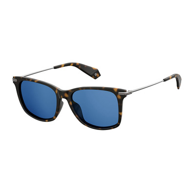 POLAROID - PLD 6078/F/S - Polarised Sunglasses - havana/blue