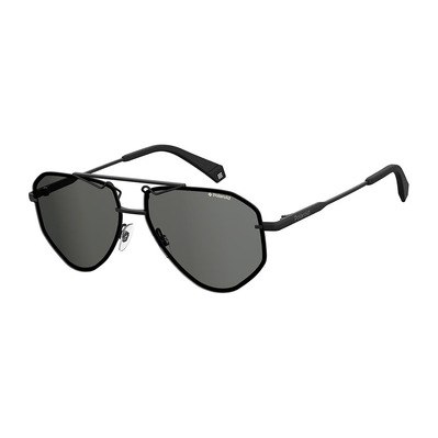 POLAROID - PLD 6092/S - Polarised Sunglasses - black/smoke