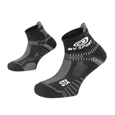 BV SPORT - STX EVO - Socken - black/grey