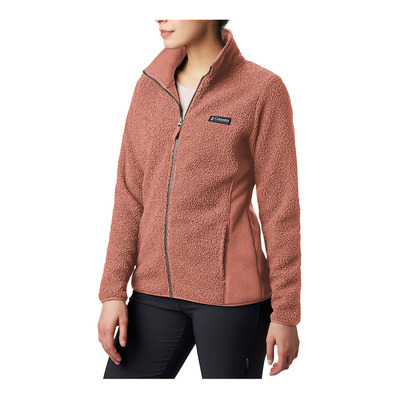 COLUMBIA - PANORAMA™ FULL ZIP - Fleece - Frauen - nova pink