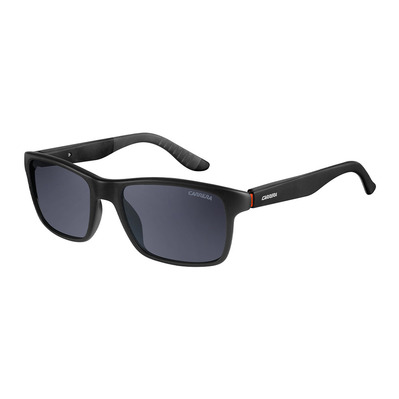 CARRERA - 8002 - Sunglasses - Men's - matt black/smoke