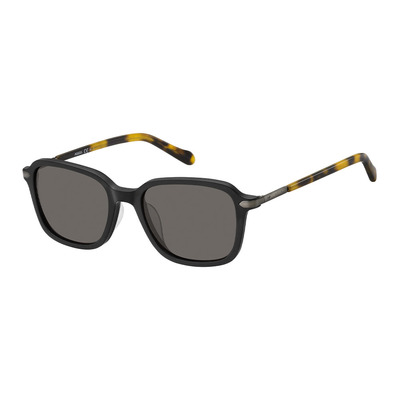 FOSSIL - 2095/G/S - Sunglasses - matt black/havana/smoke