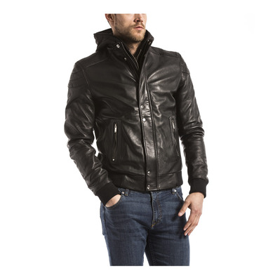 BLUE WELLFORD - MAROS - Blouson - Männer - black