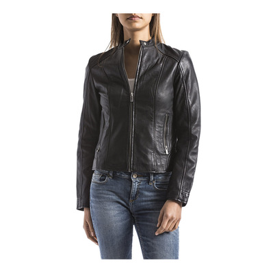 BLUE WELLFORD - ALAZEIA - Blouson - Frauen - black