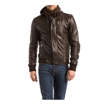BLUE WELLFORD - BREZON - Blouson - Männer - brown