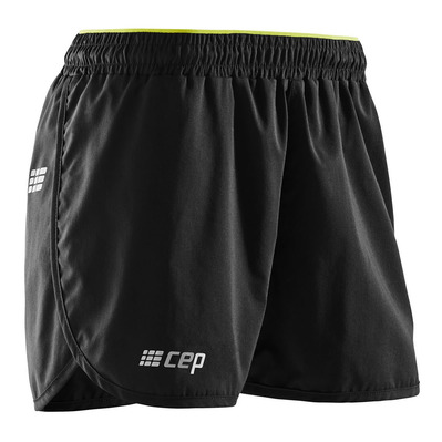 CEP - LOOSE FIT W7H1A - Short Femme black