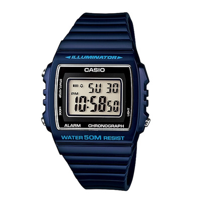 CASIO - W-215H.2A - Digital Watch - blue