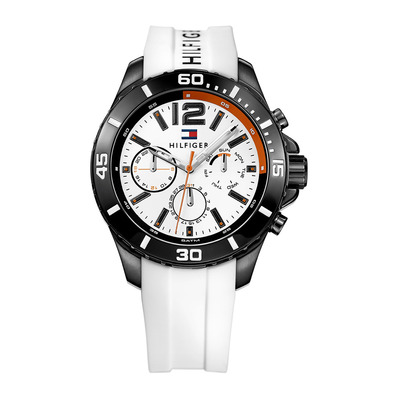 Tommy Hilfiger - COOL - Quartz Watch - Men's - white